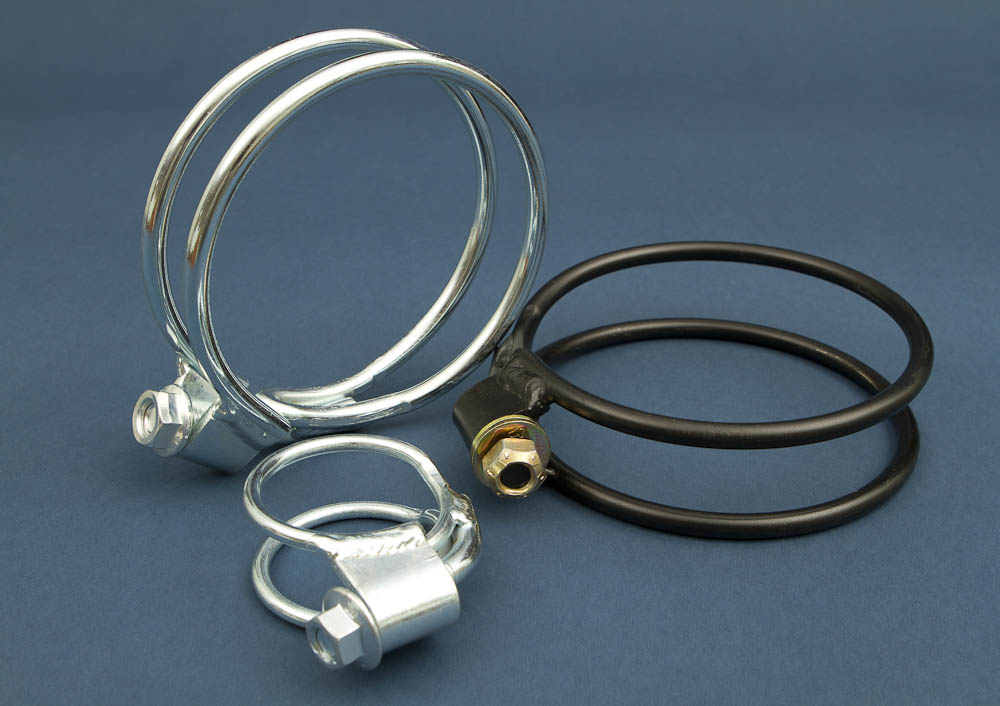 SSC-Series Exhaust Clamps | Ottawa Products
